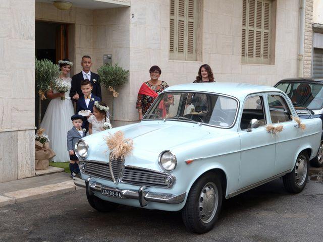 Il matrimonio di Domenico e Graziana a Mola di Bari, Bari 13