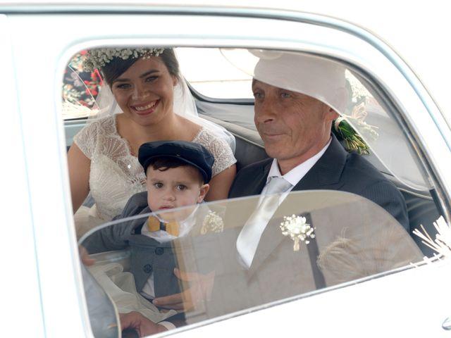 Il matrimonio di Domenico e Graziana a Mola di Bari, Bari 14