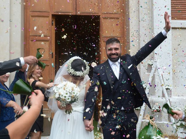 Il matrimonio di Domenico e Graziana a Mola di Bari, Bari 22