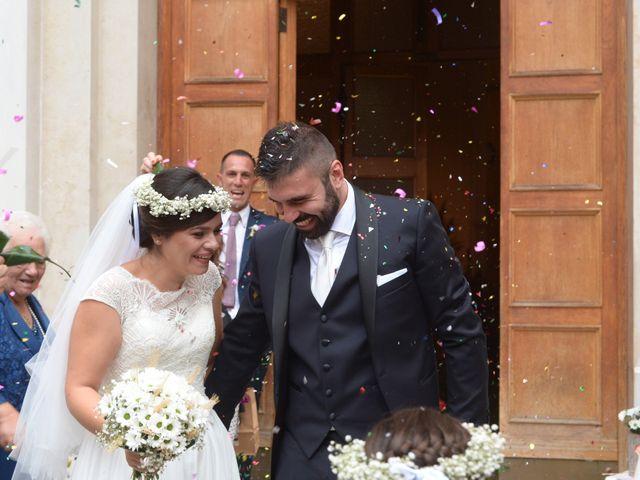 Il matrimonio di Domenico e Graziana a Mola di Bari, Bari 23