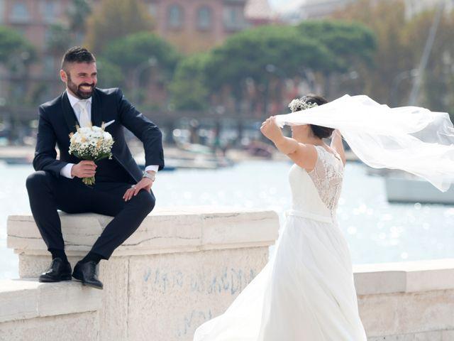 Il matrimonio di Domenico e Graziana a Mola di Bari, Bari 1