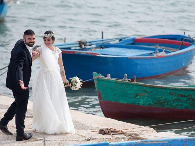 Il matrimonio di Domenico e Graziana a Mola di Bari, Bari 31