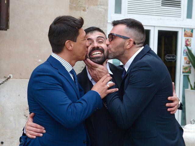 Il matrimonio di Domenico e Graziana a Mola di Bari, Bari 35
