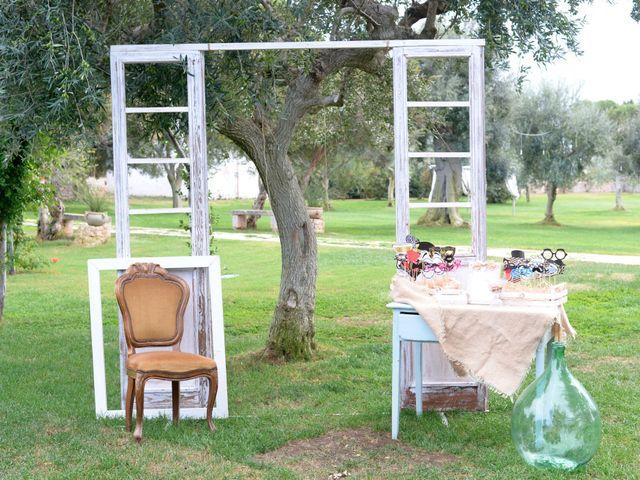 Il matrimonio di Domenico e Graziana a Mola di Bari, Bari 37