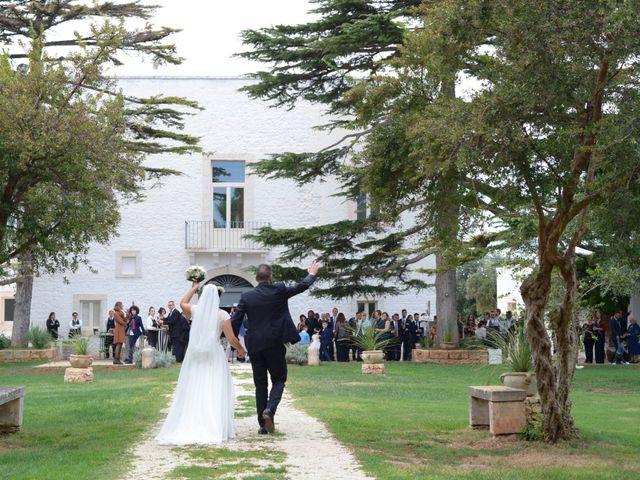 Il matrimonio di Domenico e Graziana a Mola di Bari, Bari 39