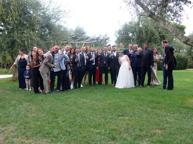 Il matrimonio di Domenico e Graziana a Mola di Bari, Bari 40