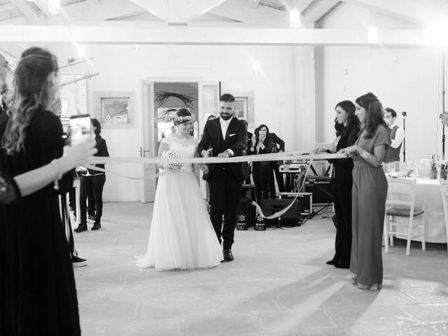 Il matrimonio di Domenico e Graziana a Mola di Bari, Bari 41