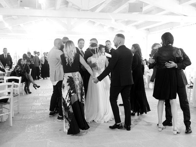 Il matrimonio di Domenico e Graziana a Mola di Bari, Bari 42