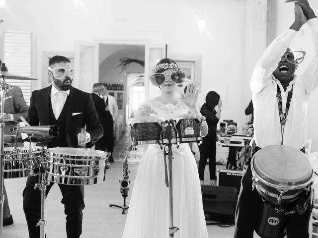 Il matrimonio di Domenico e Graziana a Mola di Bari, Bari 45