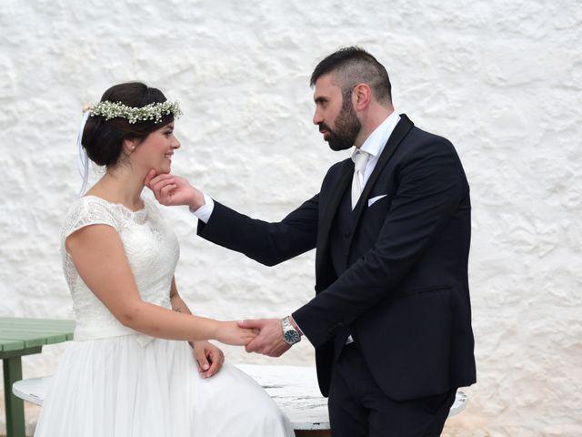 Il matrimonio di Domenico e Graziana a Mola di Bari, Bari 48