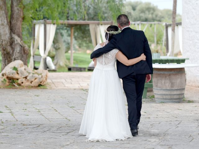 Il matrimonio di Domenico e Graziana a Mola di Bari, Bari 49