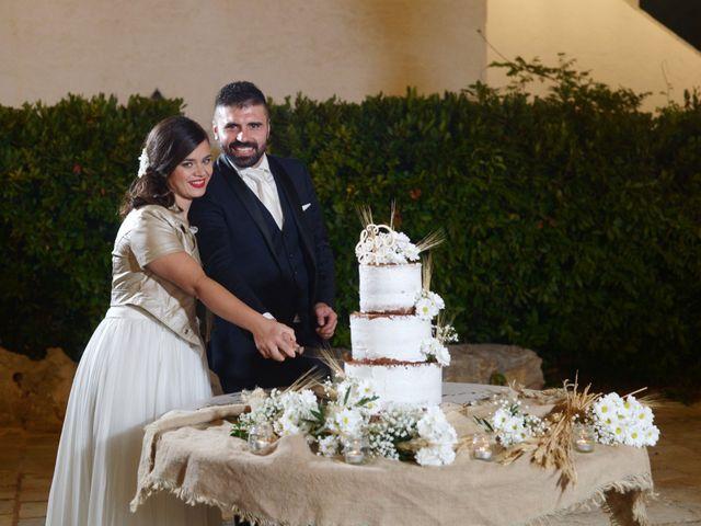 Il matrimonio di Domenico e Graziana a Mola di Bari, Bari 53