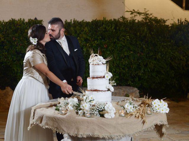 Il matrimonio di Domenico e Graziana a Mola di Bari, Bari 54