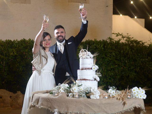 Il matrimonio di Domenico e Graziana a Mola di Bari, Bari 55