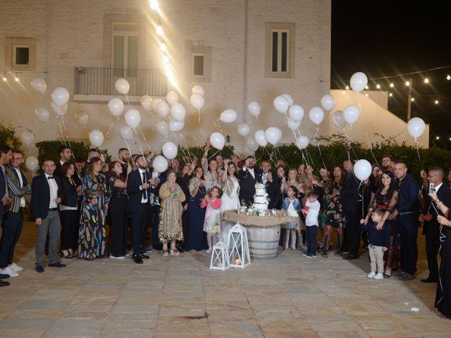 Il matrimonio di Domenico e Graziana a Mola di Bari, Bari 56