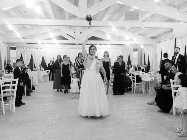 Il matrimonio di Domenico e Graziana a Mola di Bari, Bari 57