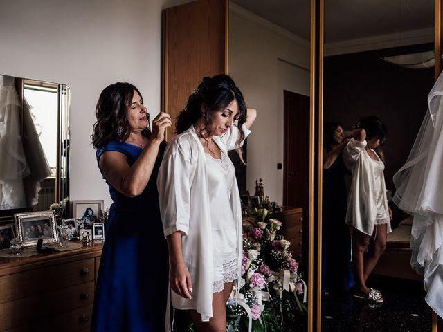 Il matrimonio di Fabio e Emanuela a Varazze, Savona 9