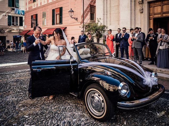 Il matrimonio di Fabio e Emanuela a Varazze, Savona 22