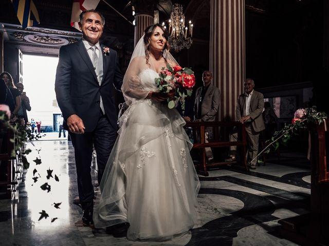 Il matrimonio di Fabio e Emanuela a Varazze, Savona 26
