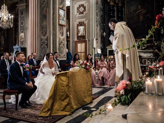 Il matrimonio di Fabio e Emanuela a Varazze, Savona 29