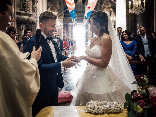 Il matrimonio di Fabio e Emanuela a Varazze, Savona 32