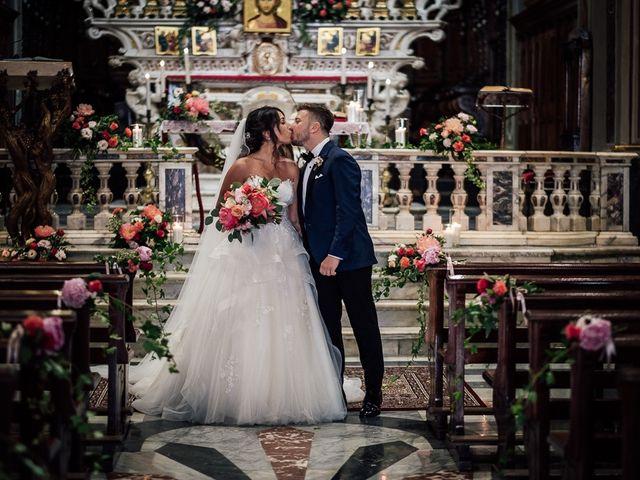 Il matrimonio di Fabio e Emanuela a Varazze, Savona 43