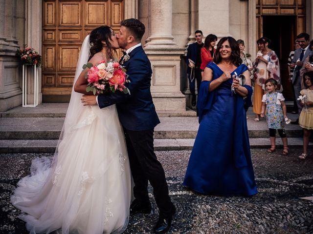 Il matrimonio di Fabio e Emanuela a Varazze, Savona 45