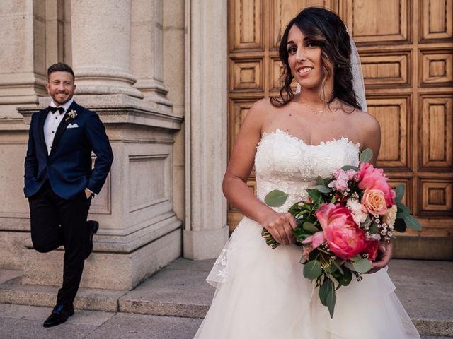 Il matrimonio di Fabio e Emanuela a Varazze, Savona 49