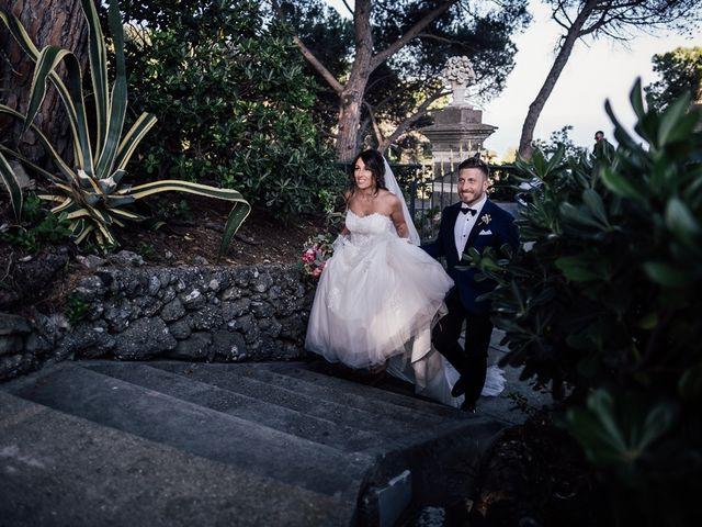 Il matrimonio di Fabio e Emanuela a Varazze, Savona 54