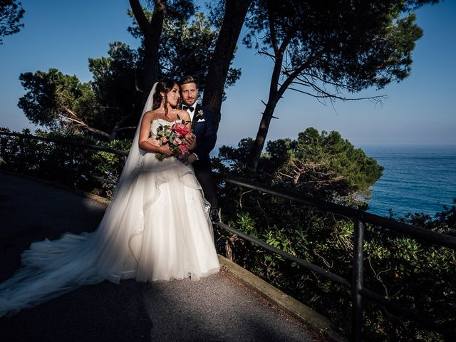 Il matrimonio di Fabio e Emanuela a Varazze, Savona 55