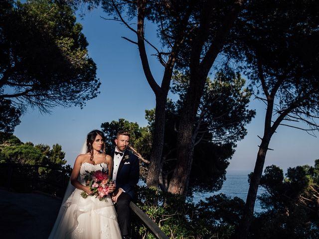 Il matrimonio di Fabio e Emanuela a Varazze, Savona 56