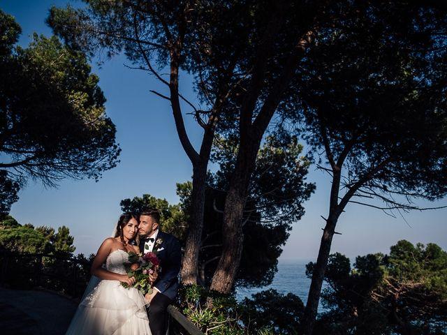 Il matrimonio di Fabio e Emanuela a Varazze, Savona 57