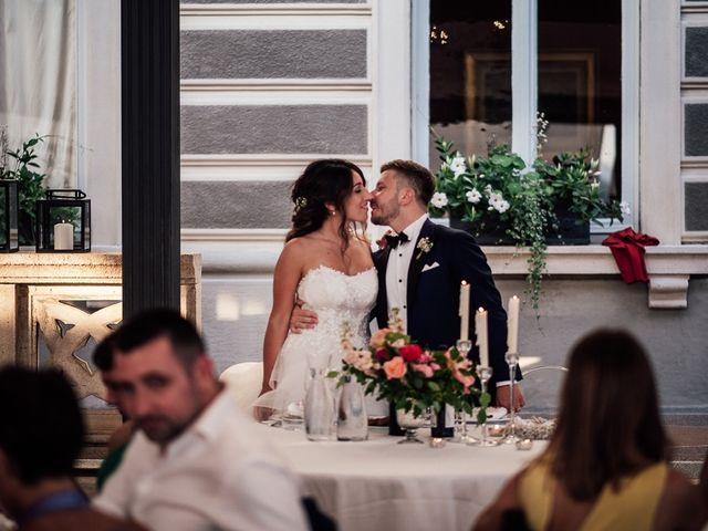 Il matrimonio di Fabio e Emanuela a Varazze, Savona 75