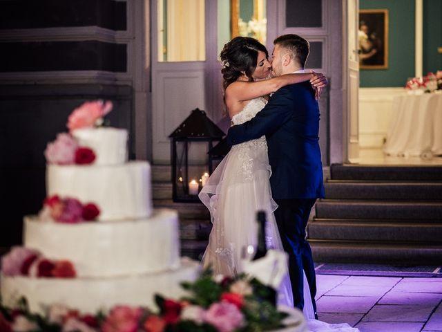 Il matrimonio di Fabio e Emanuela a Varazze, Savona 83