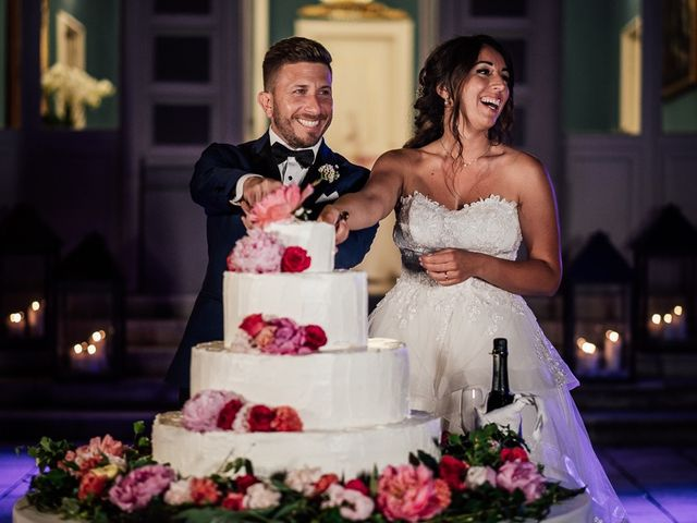 Il matrimonio di Fabio e Emanuela a Varazze, Savona 84