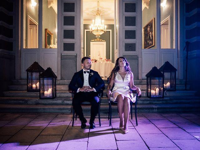 Il matrimonio di Fabio e Emanuela a Varazze, Savona 99