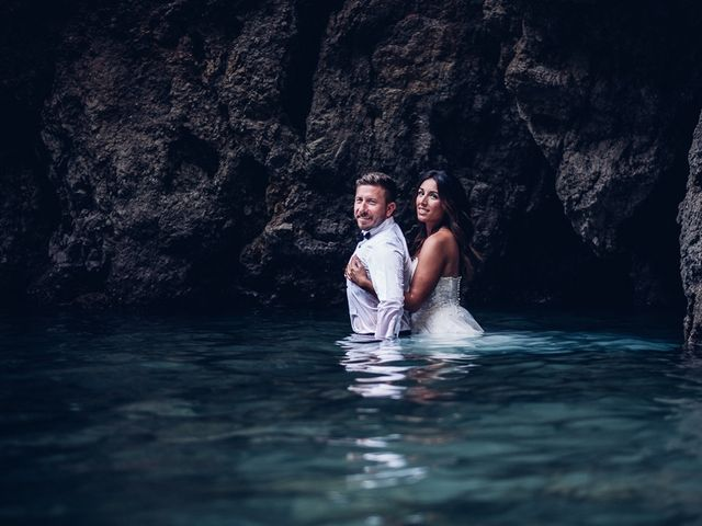 Il matrimonio di Fabio e Emanuela a Varazze, Savona 103
