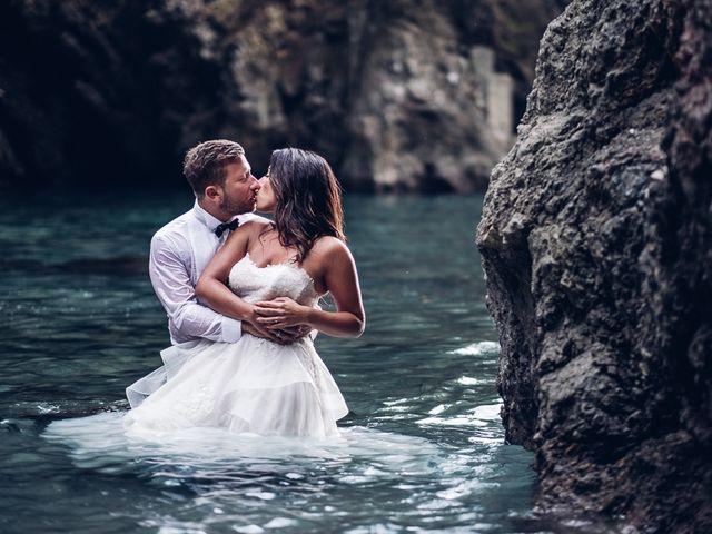 Il matrimonio di Fabio e Emanuela a Varazze, Savona 105