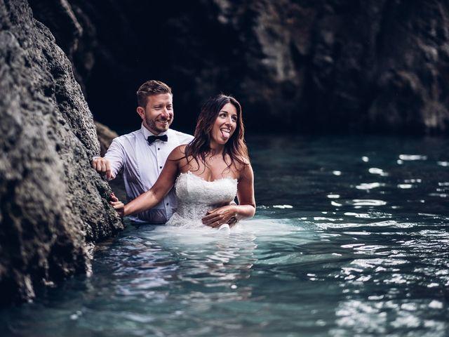 Il matrimonio di Fabio e Emanuela a Varazze, Savona 106