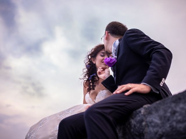 Il matrimonio di Giancarlo e Sonia a Belpasso, Catania 1