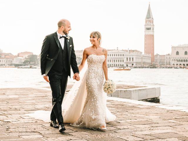 Il matrimonio di Marco e Giulia a Lido di Venezia, Venezia 1