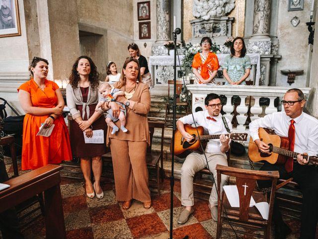 Il matrimonio di Marco e Giulia a Lido di Venezia, Venezia 40