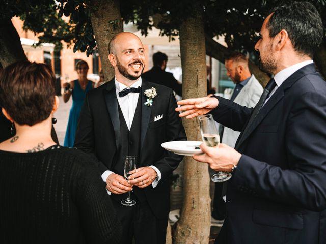 Il matrimonio di Marco e Giulia a Lido di Venezia, Venezia 71