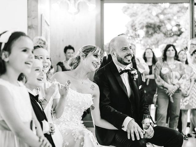 Il matrimonio di Marco e Giulia a Lido di Venezia, Venezia 73