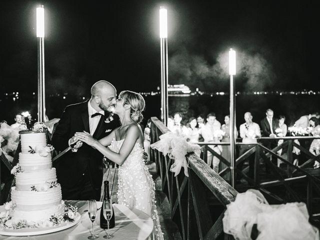 Il matrimonio di Marco e Giulia a Lido di Venezia, Venezia 75