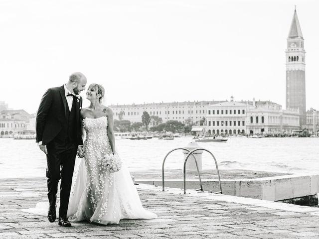 Il matrimonio di Marco e Giulia a Lido di Venezia, Venezia 89