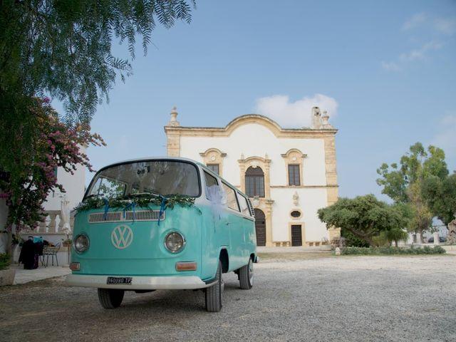 Il matrimonio di Alessio e Claudia a Fasano, Brindisi 8