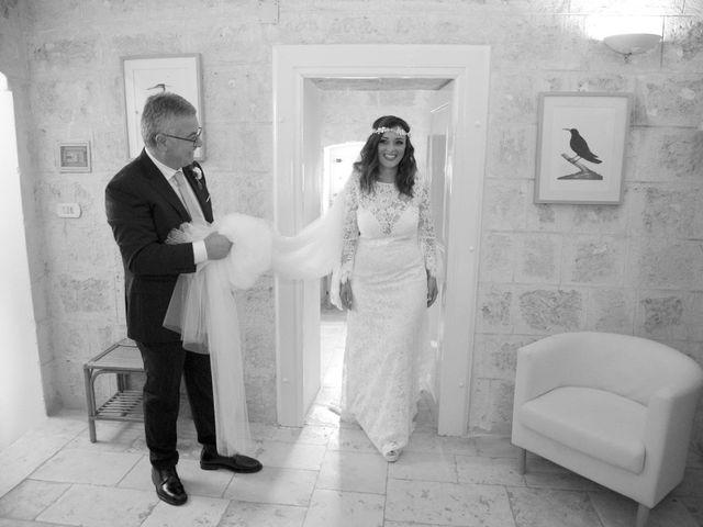 Il matrimonio di Alessio e Claudia a Fasano, Brindisi 12
