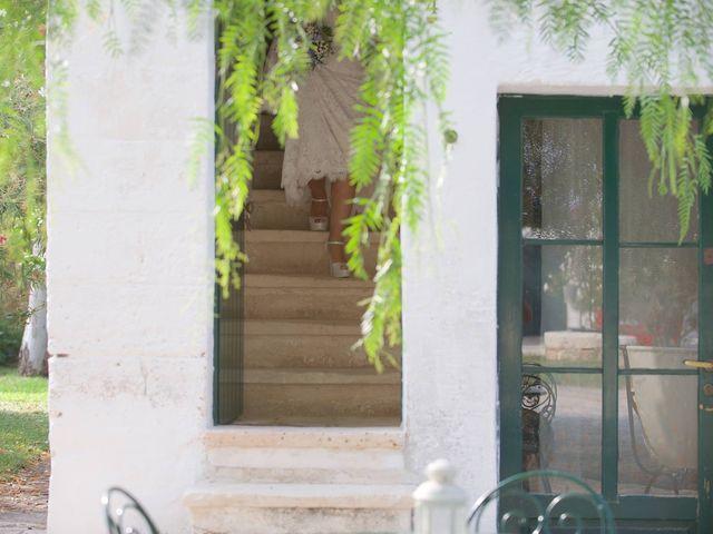 Il matrimonio di Alessio e Claudia a Fasano, Brindisi 13