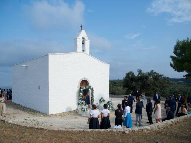 Il matrimonio di Alessio e Claudia a Fasano, Brindisi 18